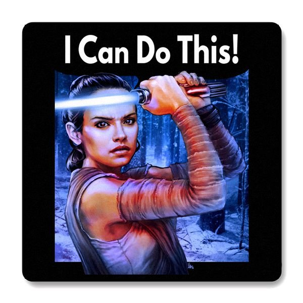 Imã de Geladeira Star Wars - I Can Do This