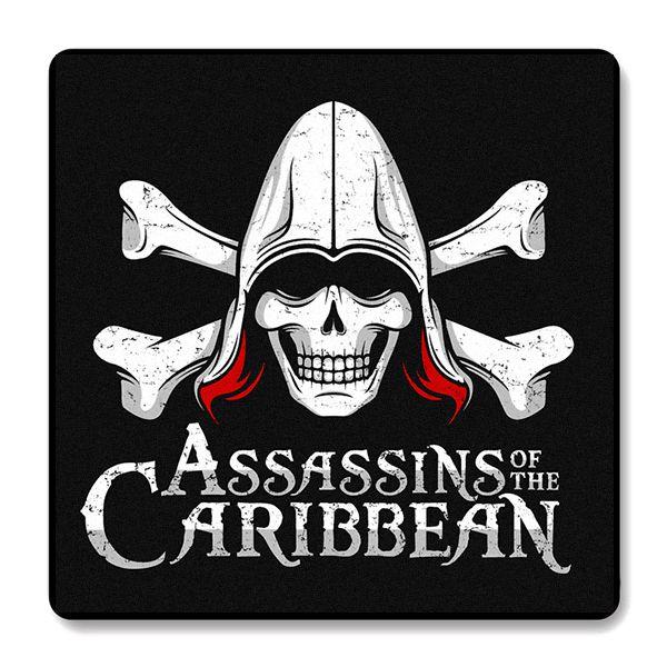 Imã de Geladeira Assassin's Creed - Nerd e Geek - Presentes Criativos