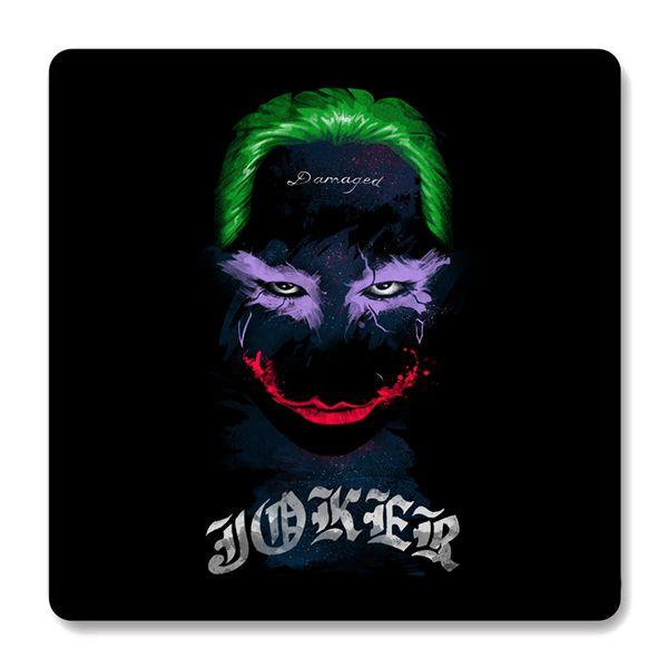 Imã de Geladeira Joker - Nerd e Geek - Presentes Criativos