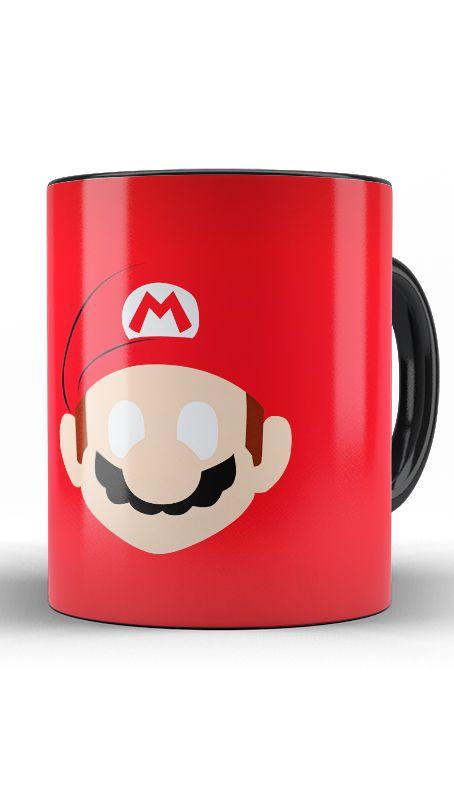 Caneca Super Mario - Nerd e Geek - Presentes Criativos