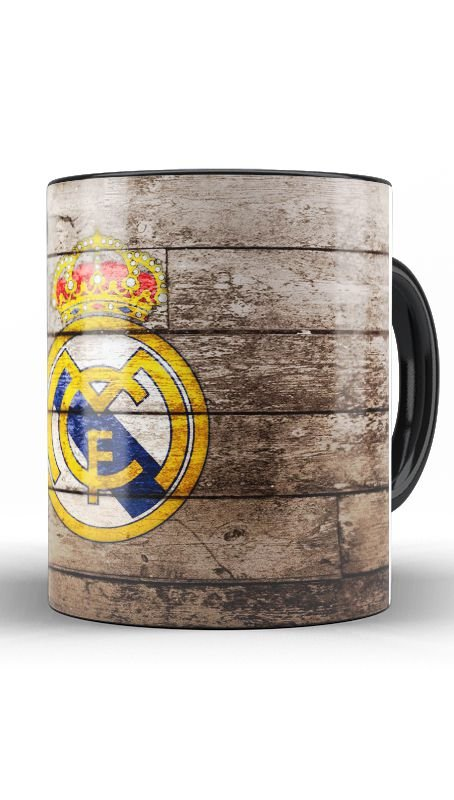 Caneca Real Madrid - Escudo