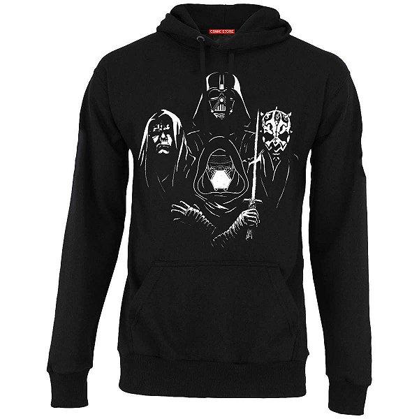 Blusa com Capuz Darth Vader