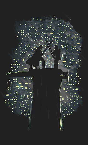 Camiseta Star Wars Batalha - Cinza