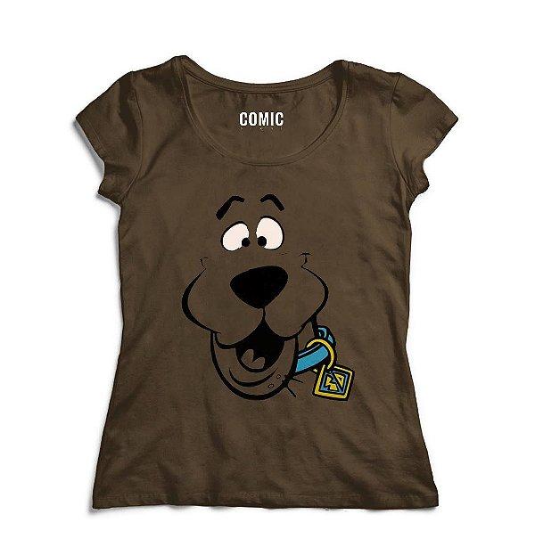 Camiseta Feminina Scooby-Doo