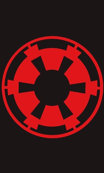 Camiseta Imperio Galactico Star Wars