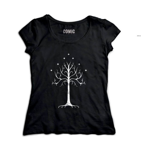 Camiseta Feminina Lord Of The Rings