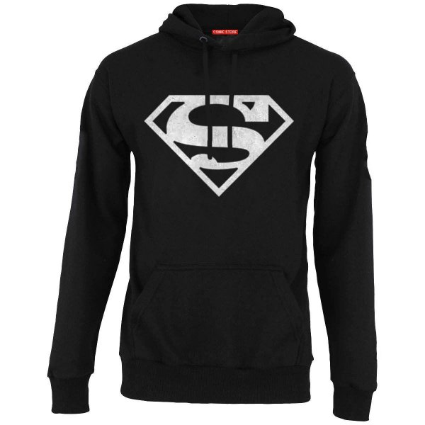 Blusa com Capuz Super Men