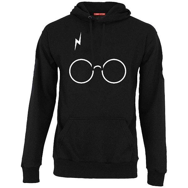 Blusa com Capuz Harry Potter