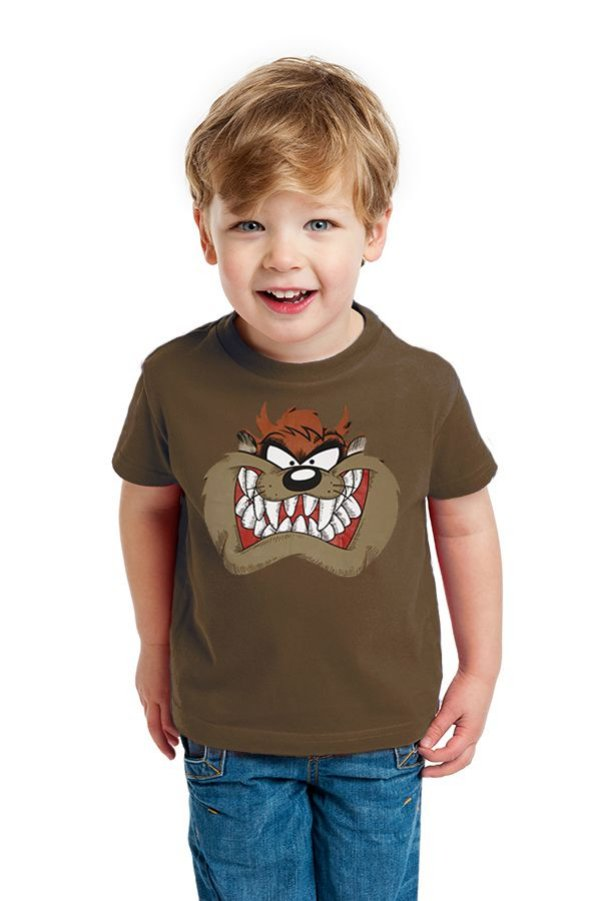 Camiseta Infantil Taz - Looney Tunes