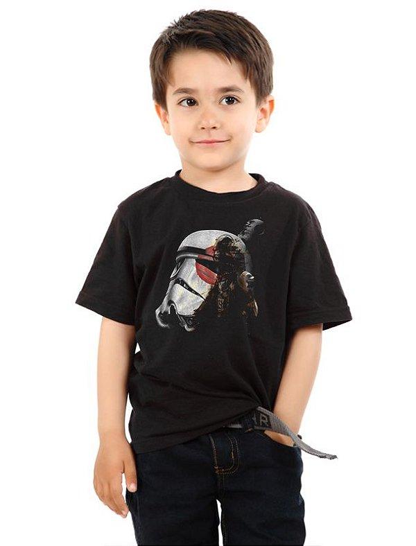 Camiseta Infantil I Stormtrooper