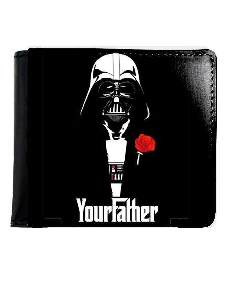 Carteira Your Father - Star Wars