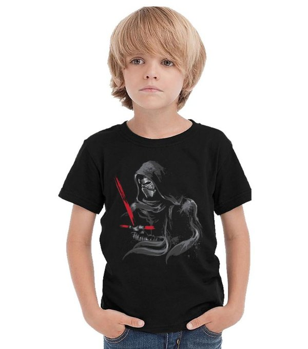 Camiseta Infantil Star Wars Annihilation