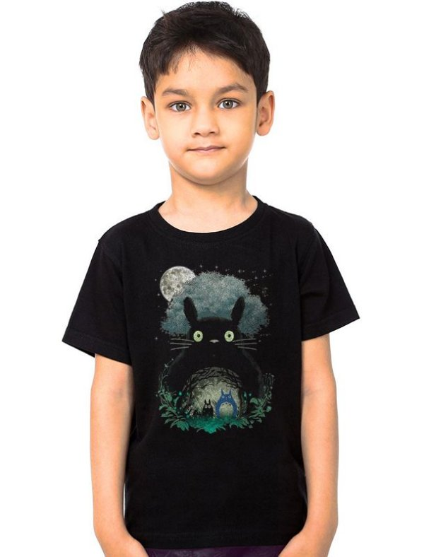 Camiseta Infantil My Neighbor Totoro
