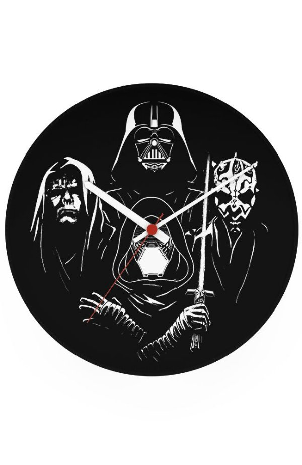 Relógio de Parede Star Wars Forces