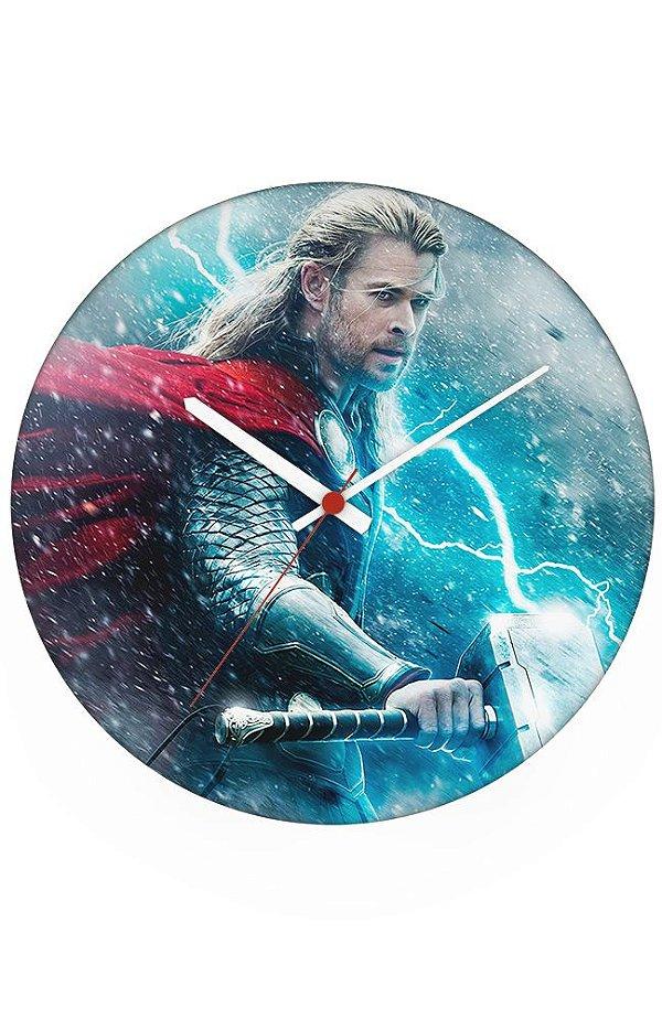 Relógio de Parede Thor