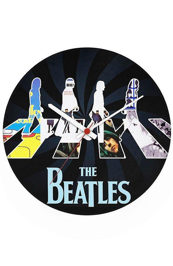 Relógio de Parede The Beatles
