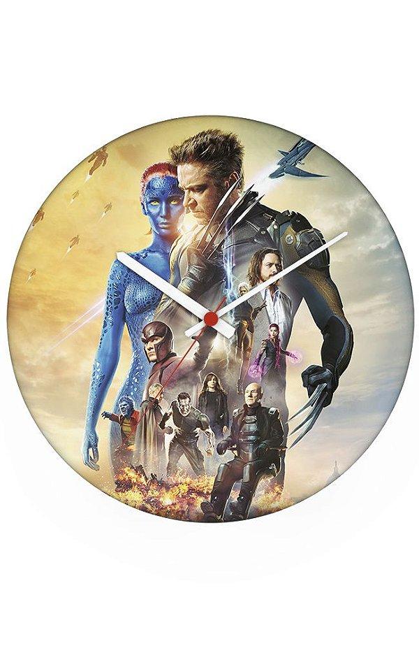 Relógio de Parede X-Men: O Filme