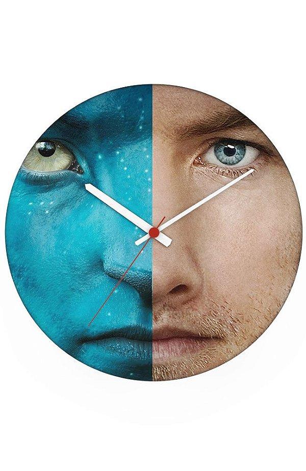 Relógio de Parede Avatar