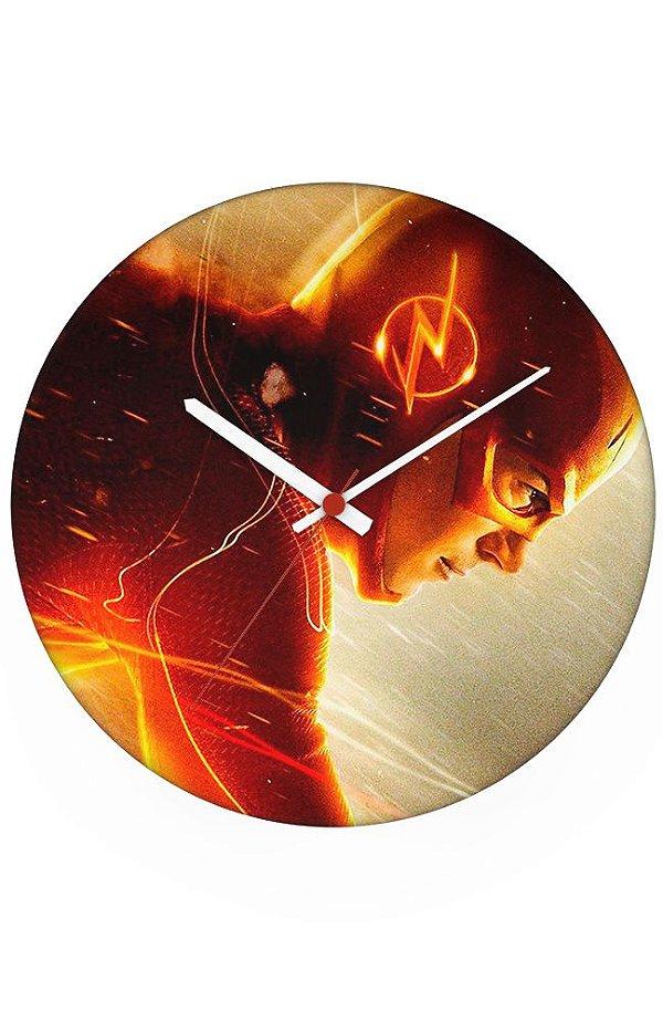 Relógio de Parede Flash