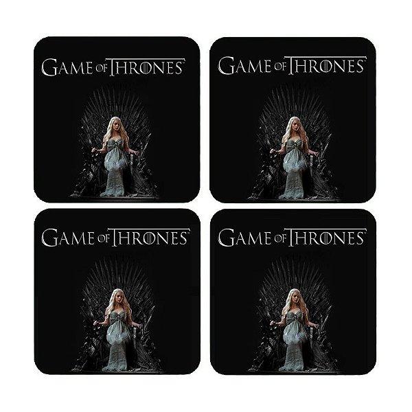 Porta Copos Game of Thrones - Serie - Nerd e Geek - Presentes Criativos