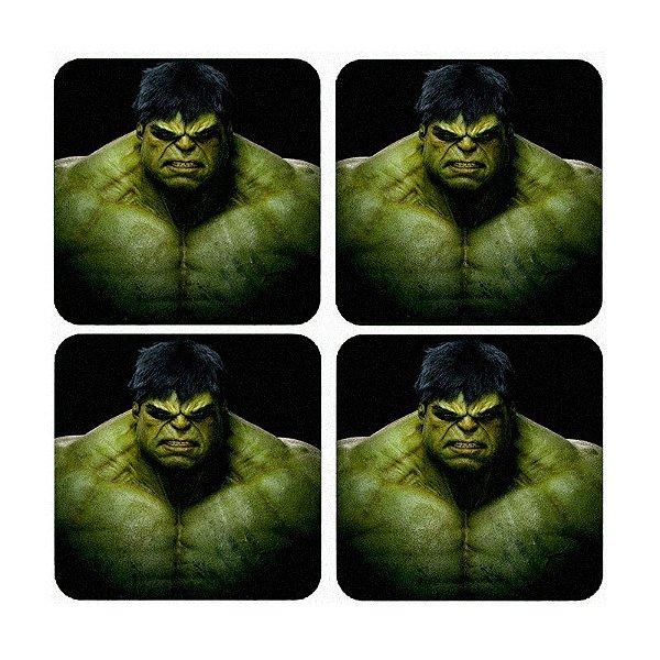 Porta Copos Hulk