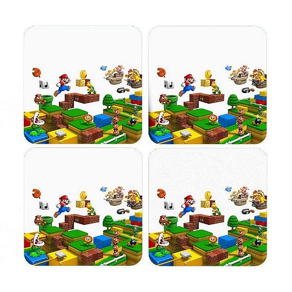 Porta Copos Super Mario - Fase