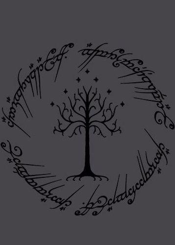 Camiseta  O Senhor dos Anéis - Filme