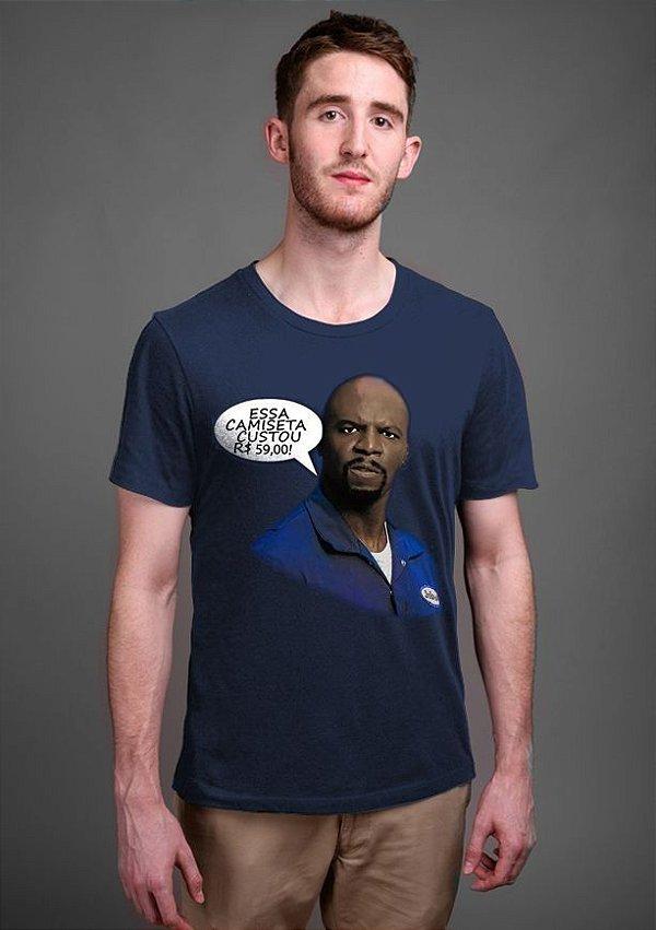 Camiseta Masculina  Julius Todo Mundo Odeia o Chirs - Nerd e Geek - Presentes Criativos