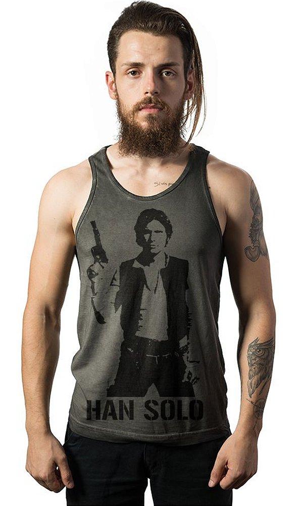 Regata Estonada Star Wars Han Solo