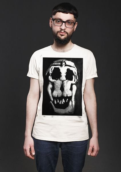 Camiseta Skull Corps - Nerd e Geek - Presentes Criativos