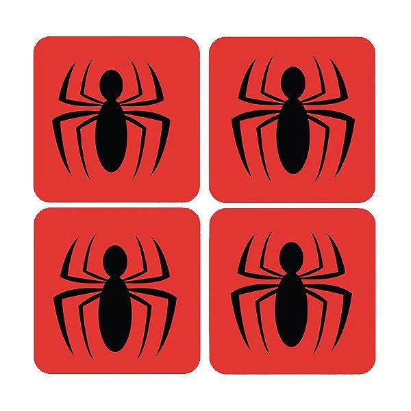 Porta Copos Homem Aranha