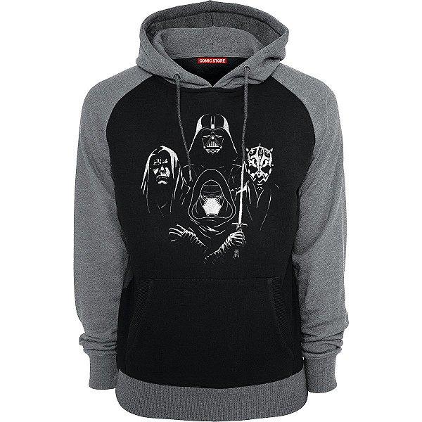 Blusa com Capuz Star Wars Darkness
