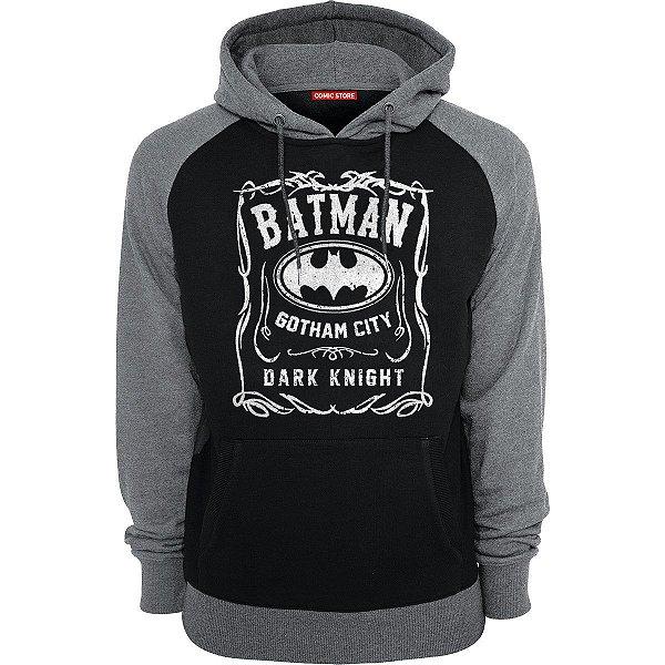 Blusa com Capuz Batman - Gotham City