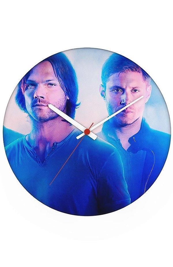 Relógio de Parede Supernatural