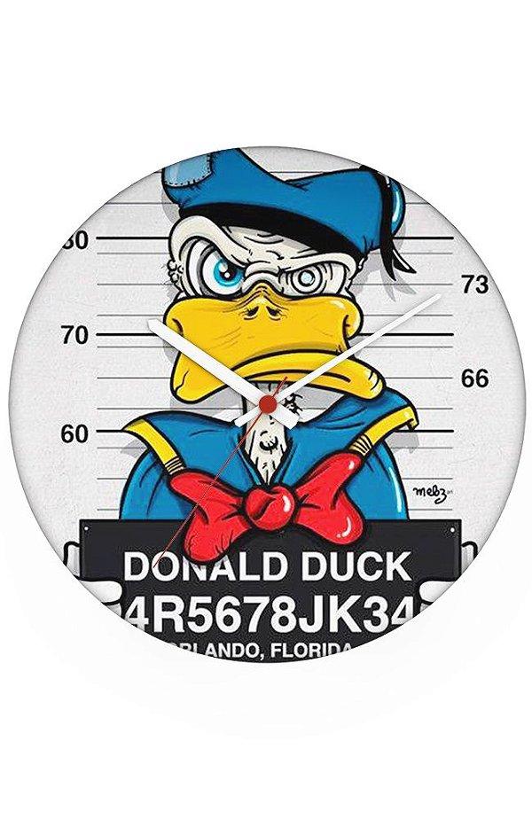 Relógio de Parede Donald Duck