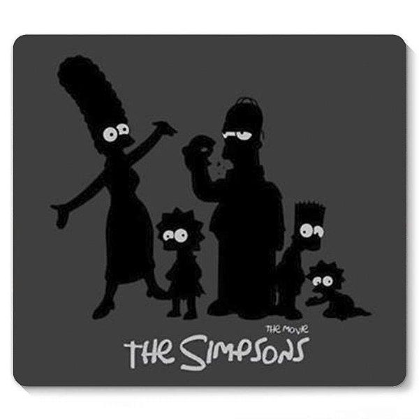 Mouse Pad The Simpsons 23x20 - Nerd e Geek - Presentes Criativos