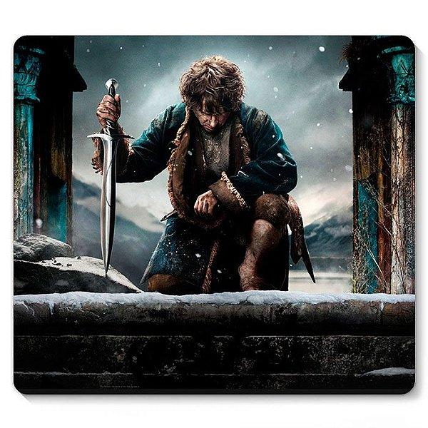 Mouse Pad The Hobbit 23x20 - Nerd e Geek - Presentes Criativos