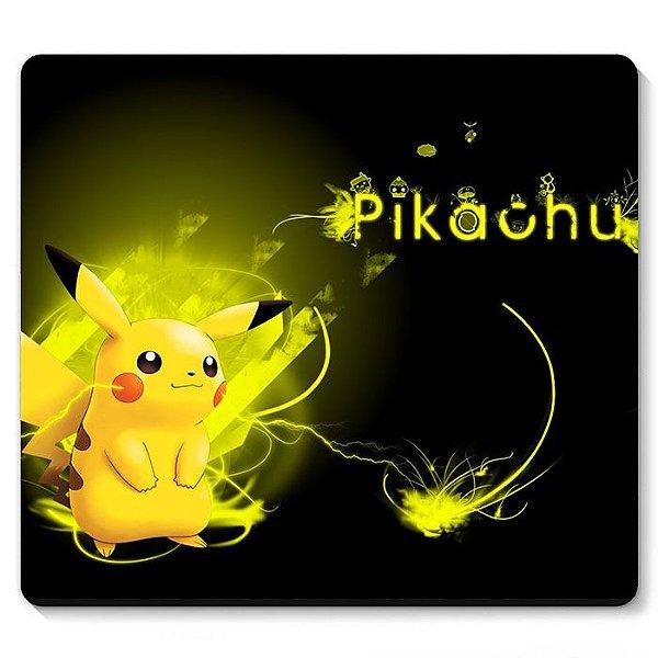 Mouse Pad Pikachu 23x20