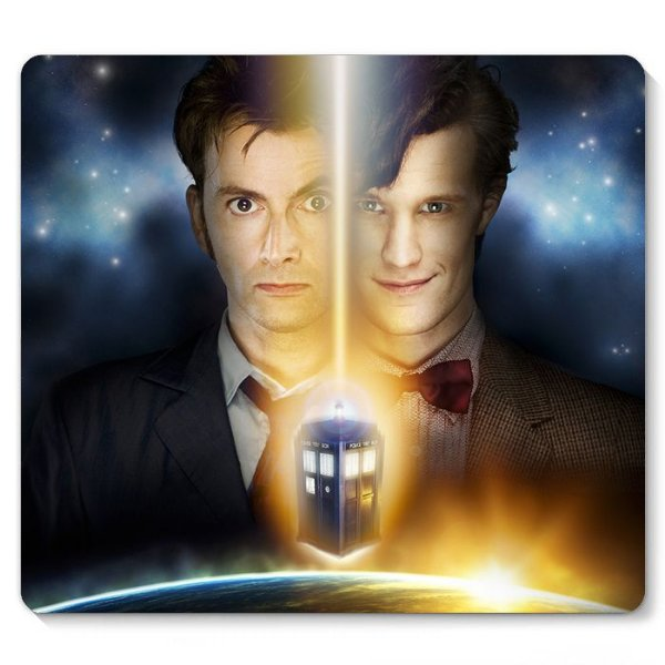 Mouse Pad Doctor Who 23x20