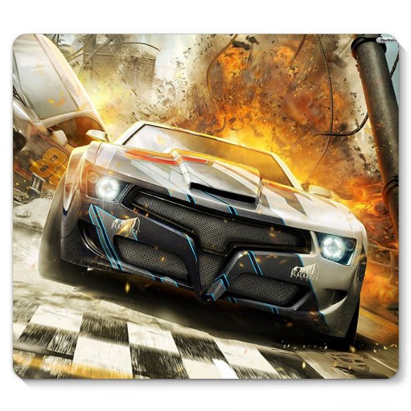 Mouse Pad Need for Speed 23x20 - Nerd e Geek - Presentes Criativos