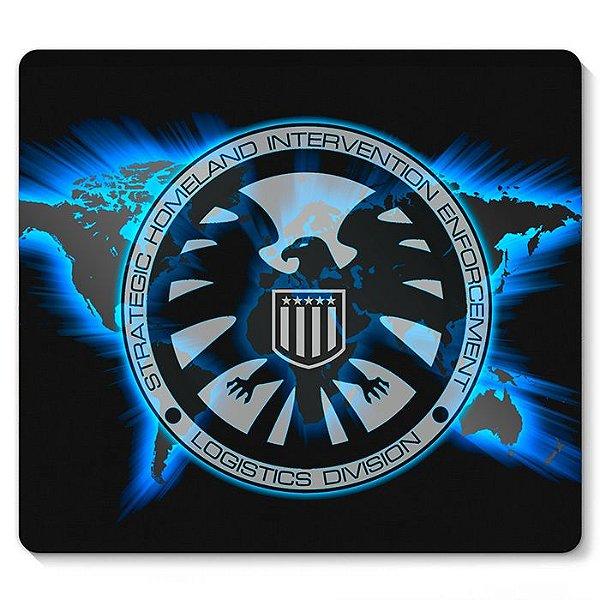Mouse Pad Agentes da S.H.I.E.L.D. 23x20
