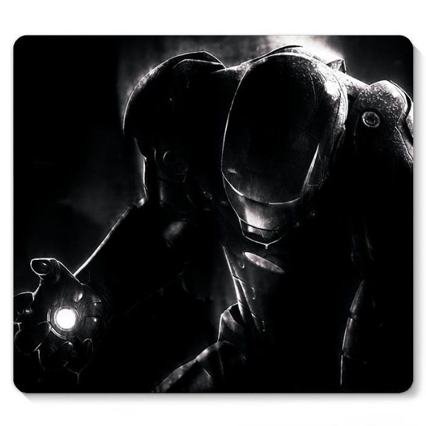 Mouse Pad Iron Men 23x20