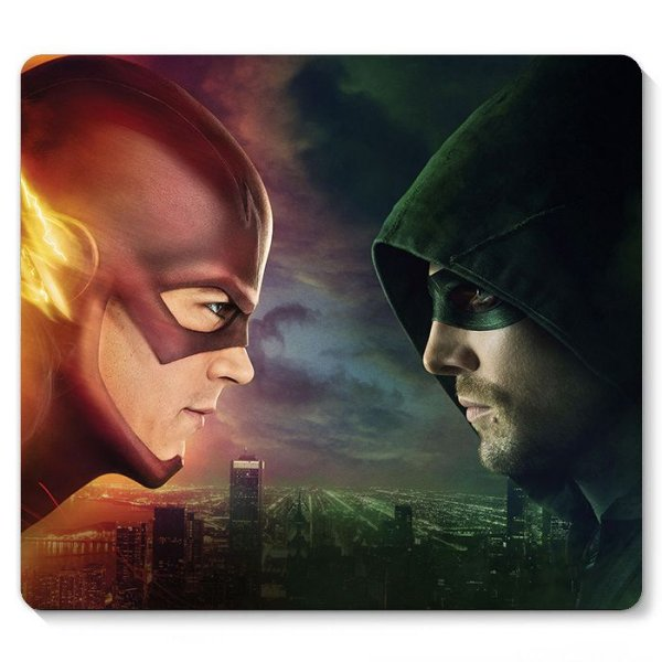 Mouse Pad Flash e Aqueiro 23x20