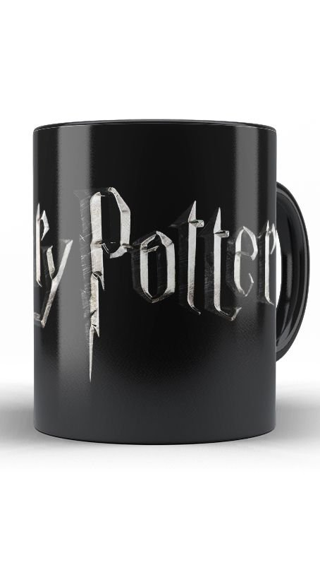 Caneca Harry Potter - Filme