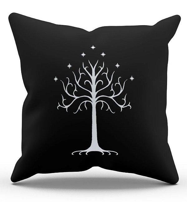 Almofada Decorativa  O Senhor dos Anéis 45x45 - Nerd e Geek - Presentes Criativos