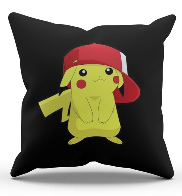Almofada Pikachu 45x45