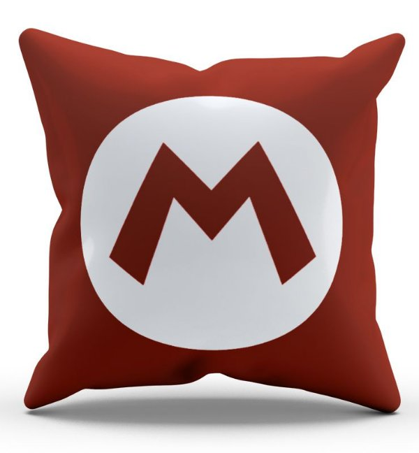 Almofada Super Mario Word 45x45