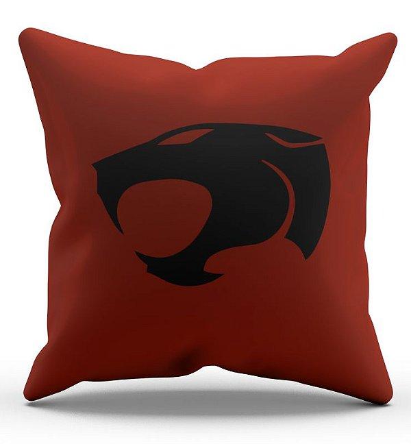 Almofada Decorativa  Pantera - Nerd e Geek - Presentes Criativos