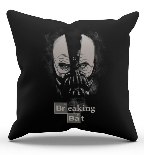 Almofada Breaking Bad 45x45