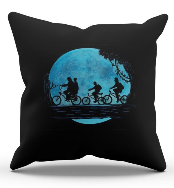 Almofada Decorativa  Stranger Things 45x45 - Nerd e Geek - Presentes Criativos